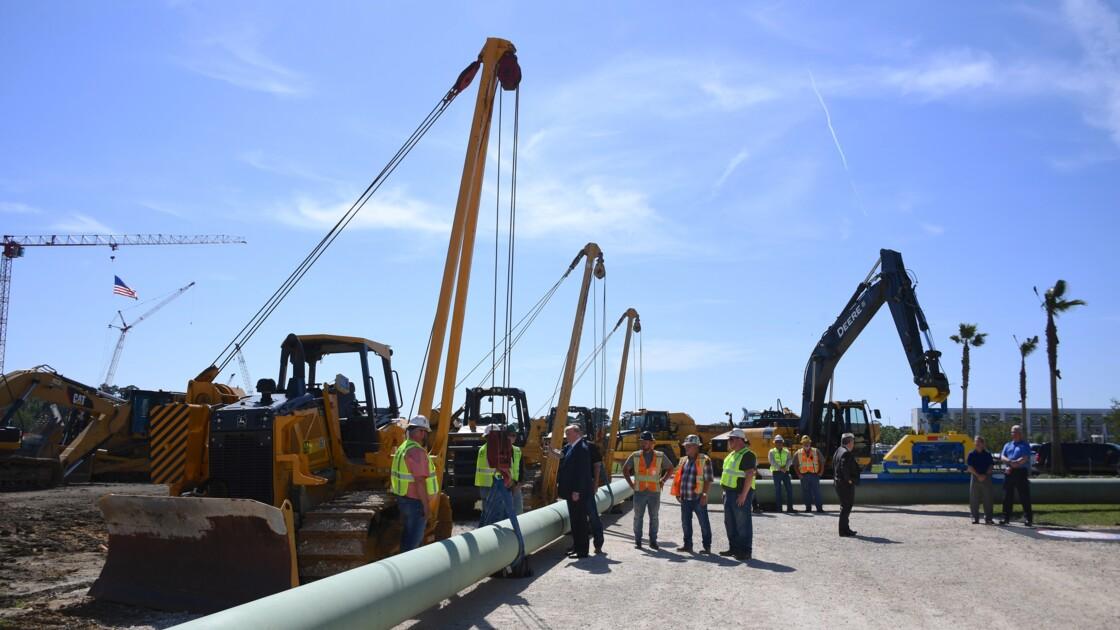 Donald Trump prend des mesures pour faciliter la construction d'oléoducs