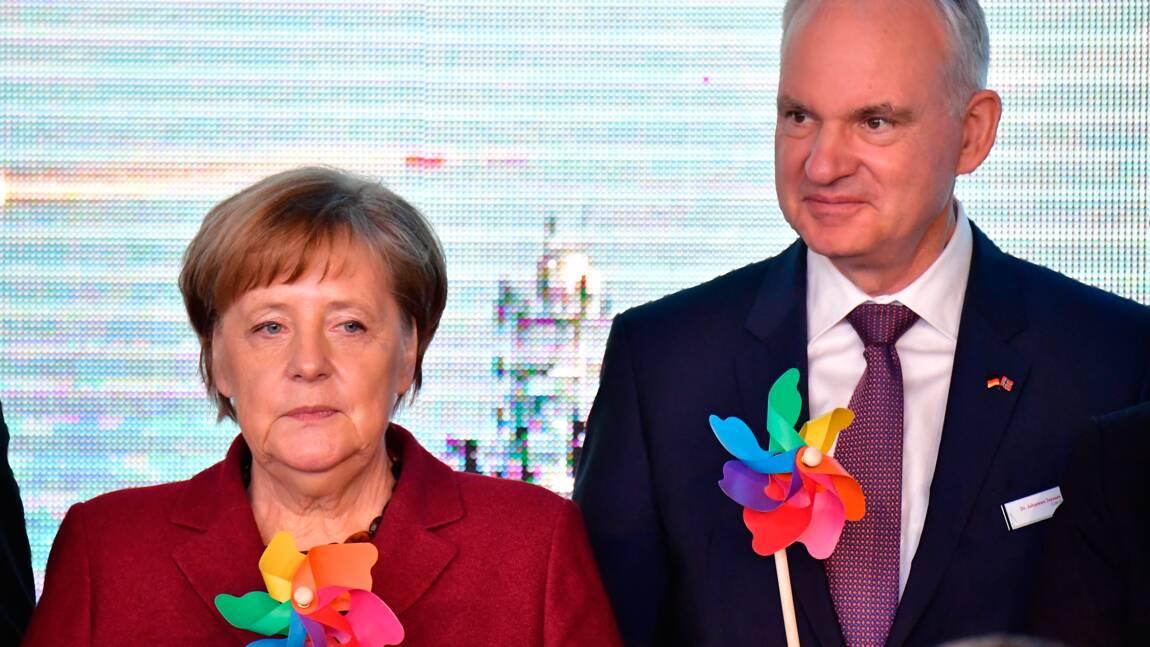 Eolien offshore: l'Allemagne à la recherche d'un second souffle