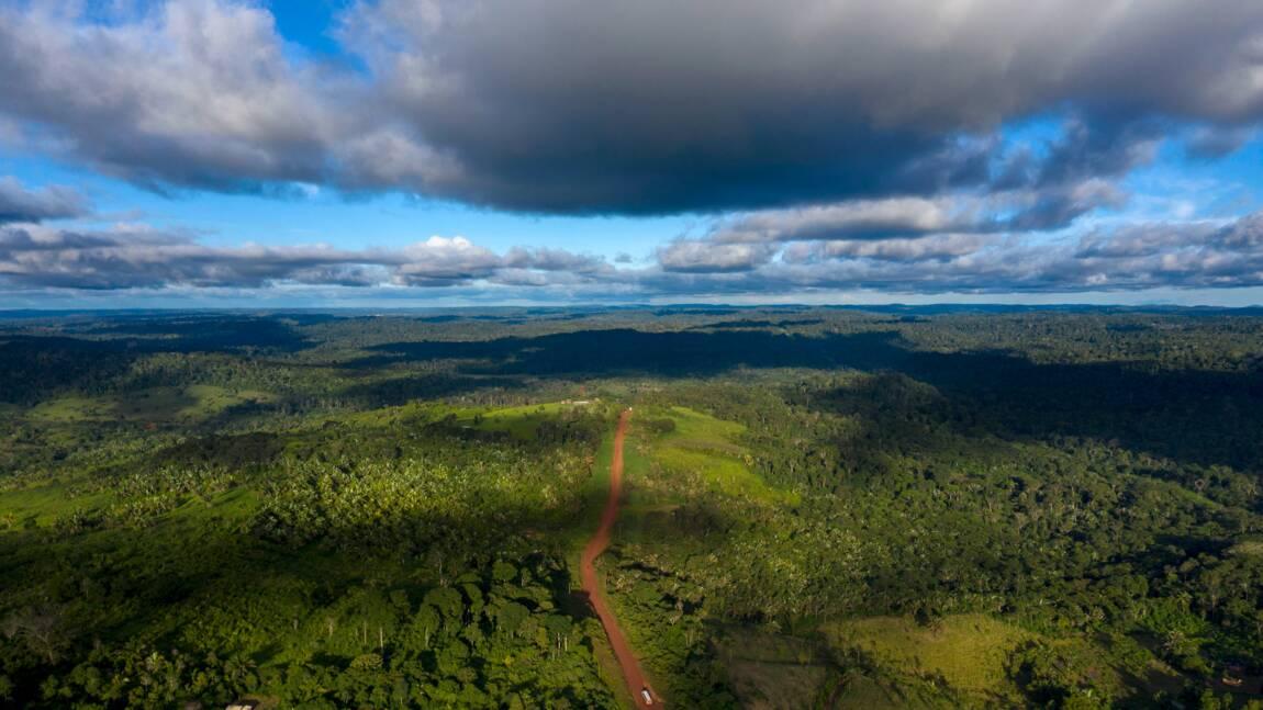 Le Brésil défend les mines de l'Amazonie devant des Européens