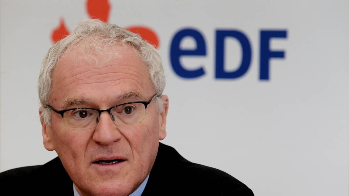 EDF : le PDG Jean-Bernard Lévy reconduit, trois chantiers prioritaires