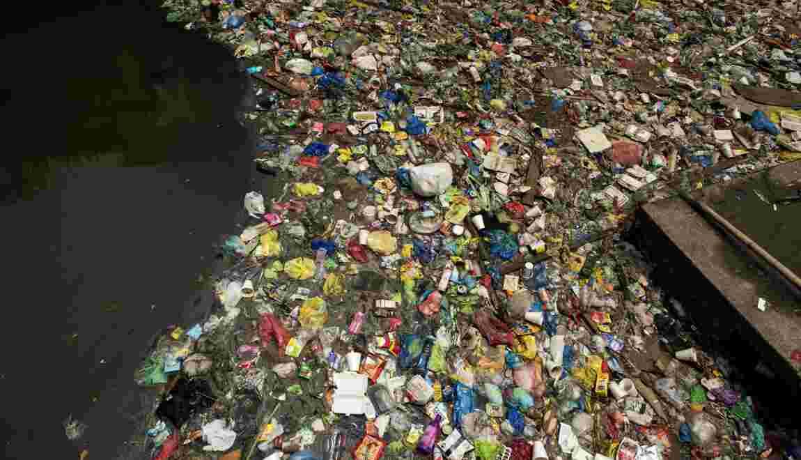 Indésirables en Asie, des déchets plastique occidentaux en mal de débouchés