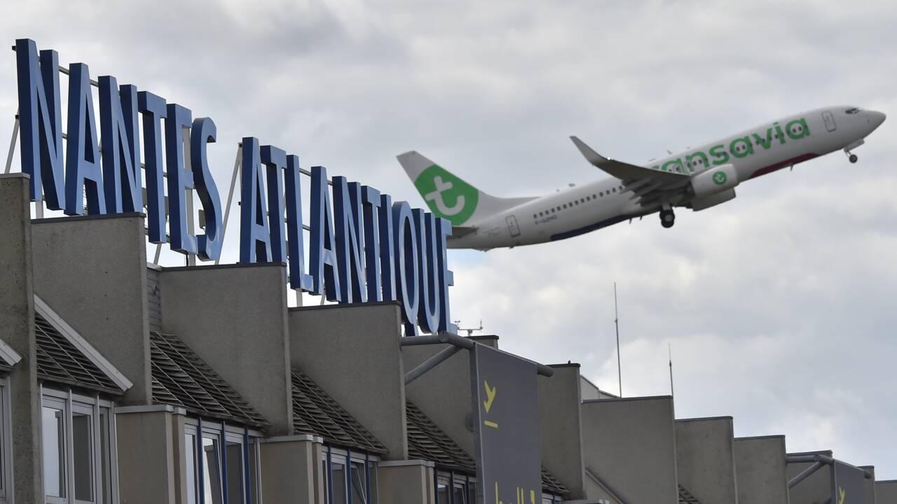 Aéroport de Nantes: première réunion publique houleuse sur le réaménagement