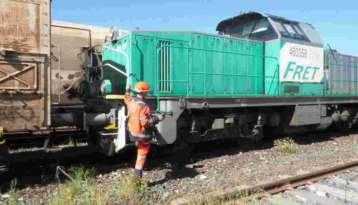 Le train de fret Perpignan-Rungis n'aura plus de clients après vendredi