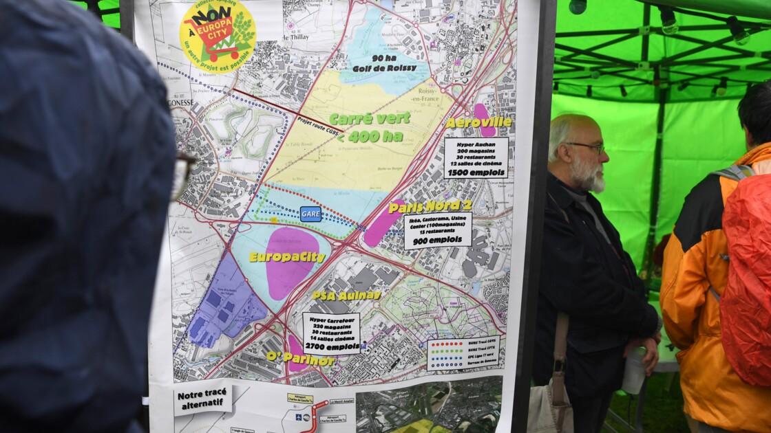 Europacity: la justice valide en appel la création de la zone d'aménagement