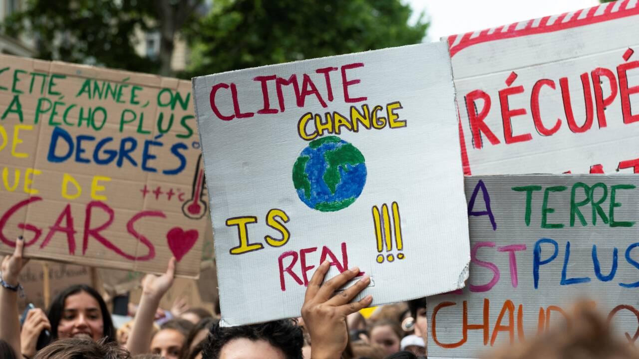 L'environnement, première préoccupation des Français, selon un sondage