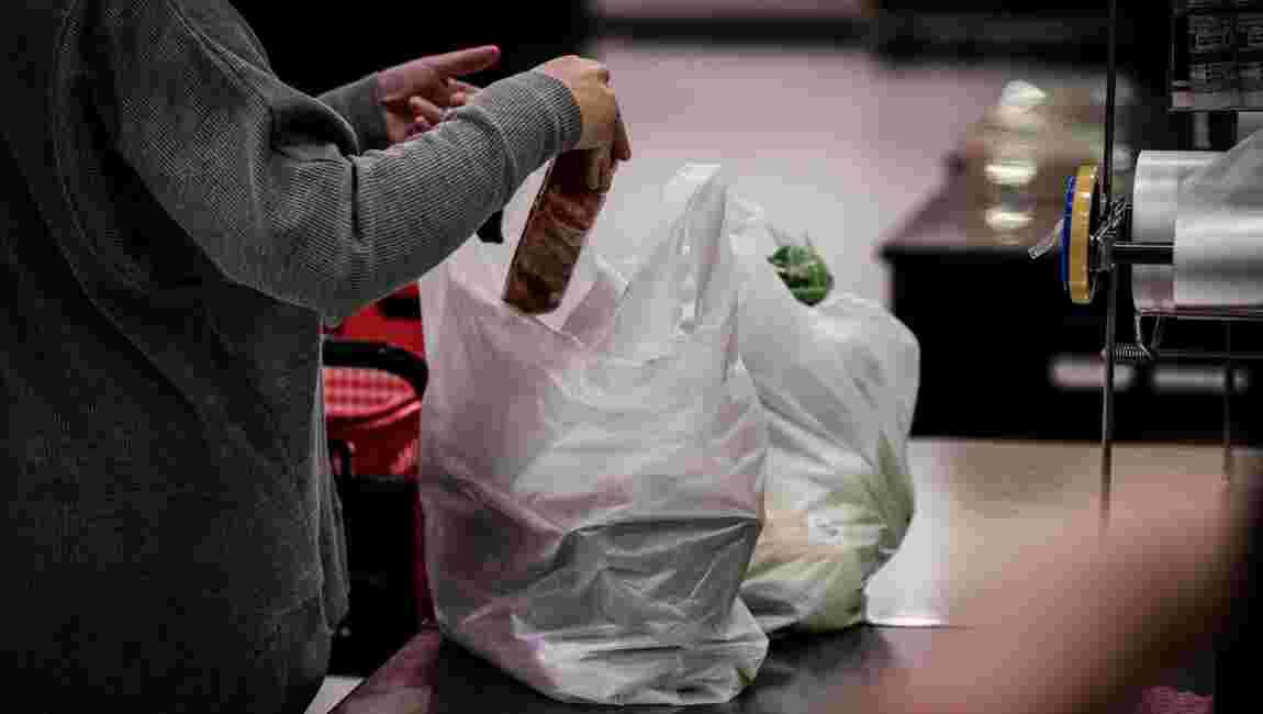 Berlin veut bannir les sacs plastiques dans le commerce