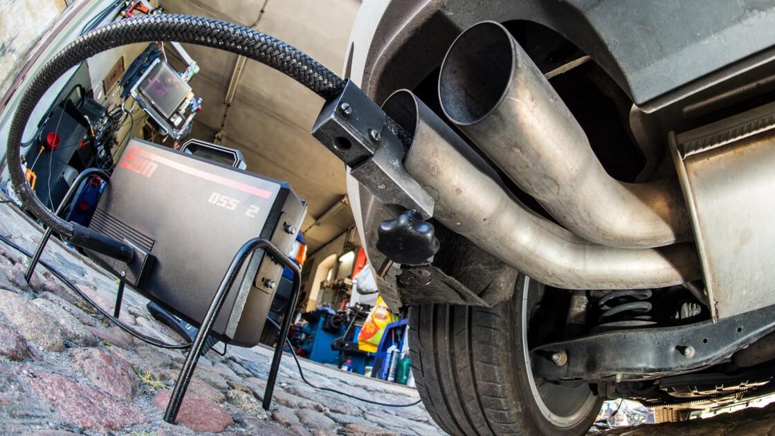 Emissions de CO2: la guerre des grammes fait rage dans l'automobile