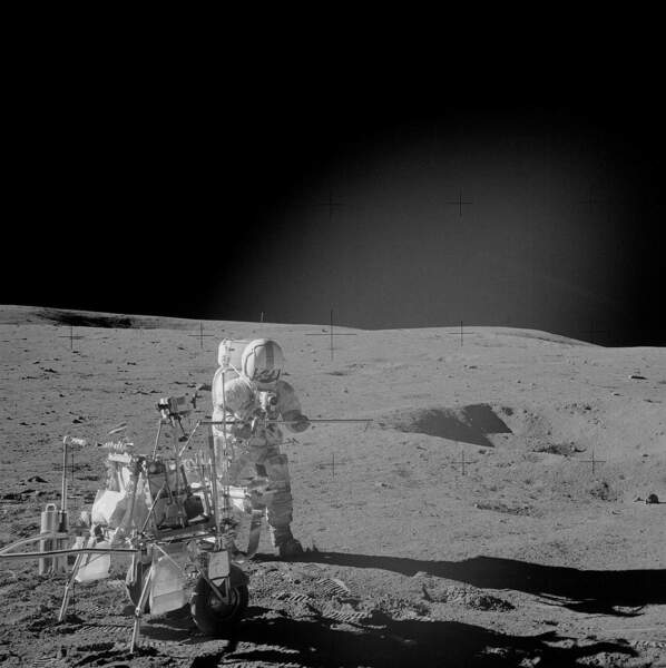 Apollo 14 : un swing lunaire