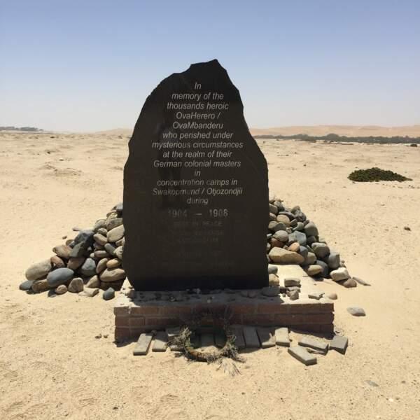 La fragile mémoire du premier génocide du XXe siècle
