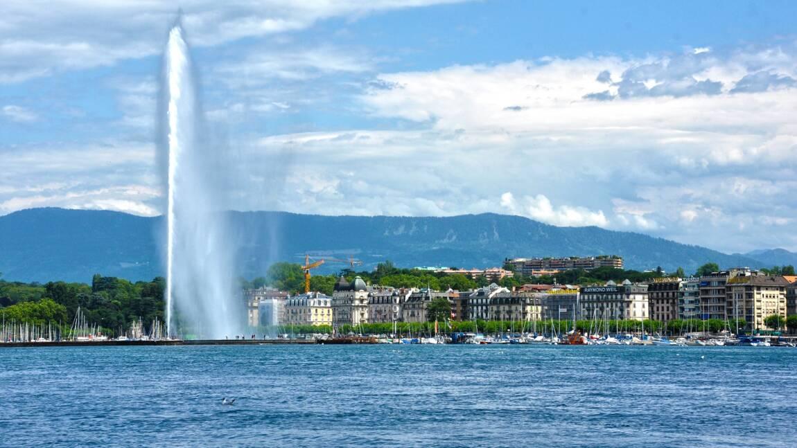 Bon plan : près de 100 € offerts pour visiter Genève et son canton