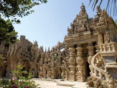 L'incroyable Palais du facteur Cheval, ce monument historique construit dans la Drôme