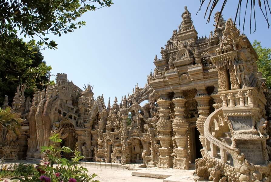 Le Palais idéal, un incroyable monument historique
