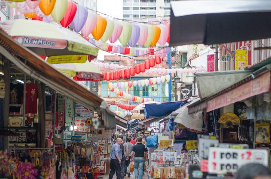 Découvrez Chinatown, un quartier traditionnel et historique
