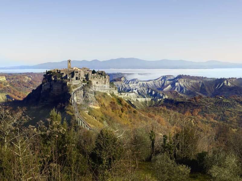 Bagnoregio, joyau médiéval aux pieds d'argile