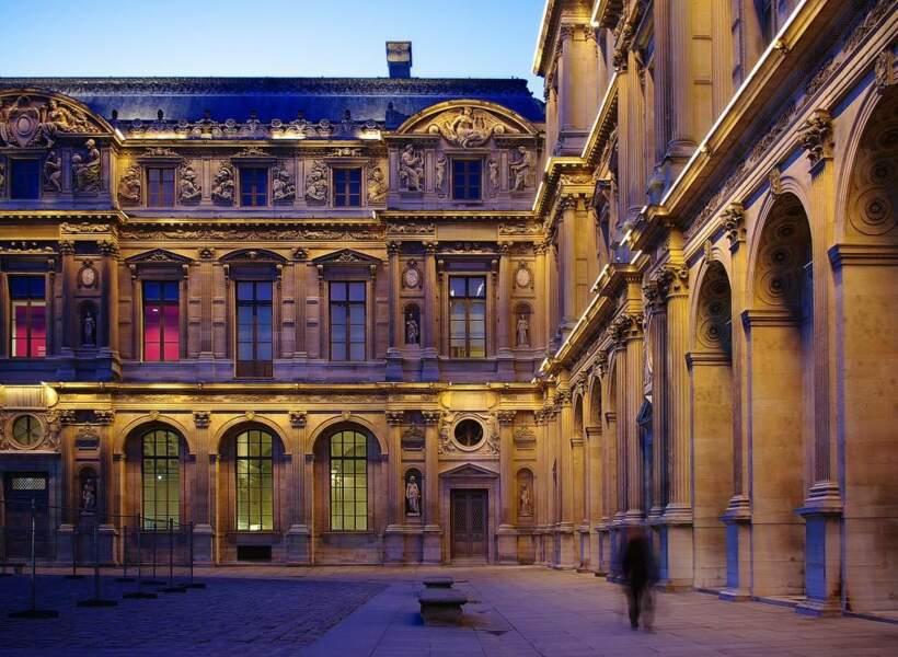 Photo prise au Louvre, à Paris par Eigerwand
