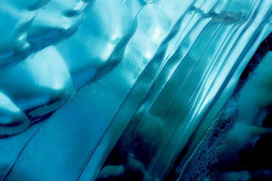 Continent de glace - Antarctique