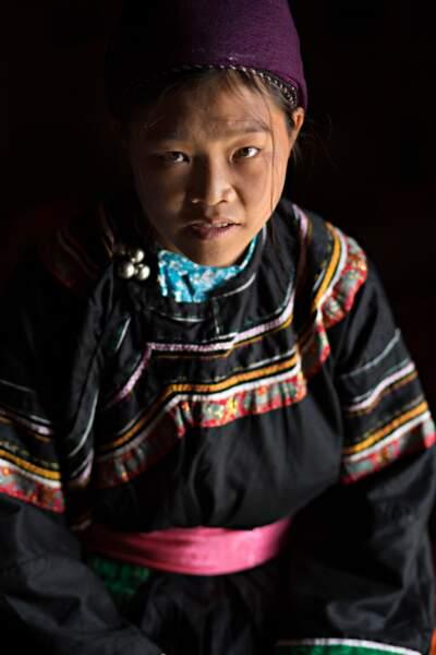 La discrète ethnie Cờ Lao