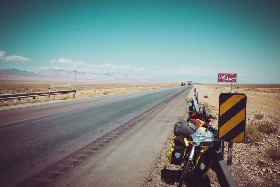 1200 km à travers le désert