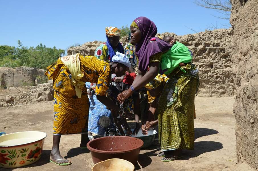 Importance du lavage des mains depuis Ebola