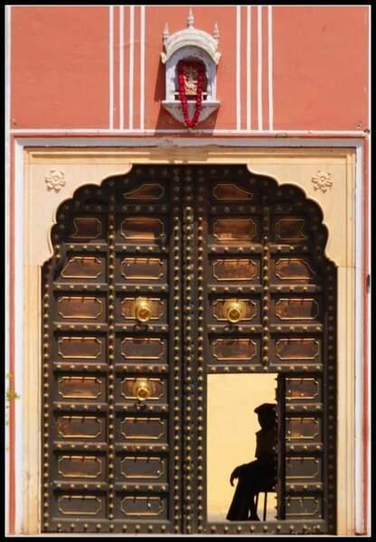 Photo prise à Jaipur (Inde) par le GEOnaute : voyaj'heur33000