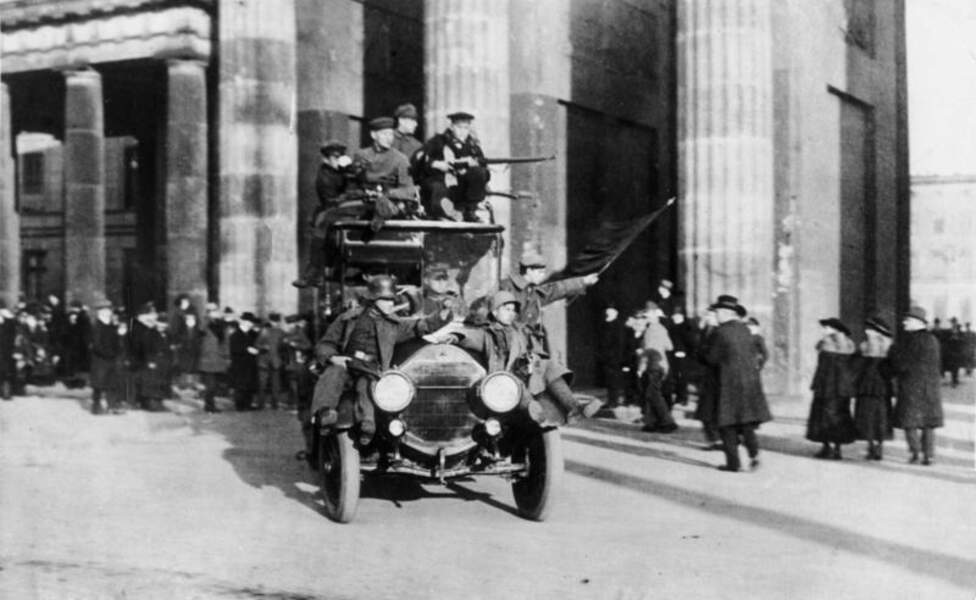9 novembre 1918 : en Allemagne, la révolution gronde