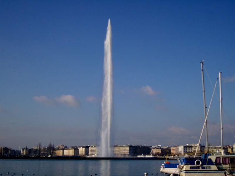 Pour un séjour purement touristique à Genève