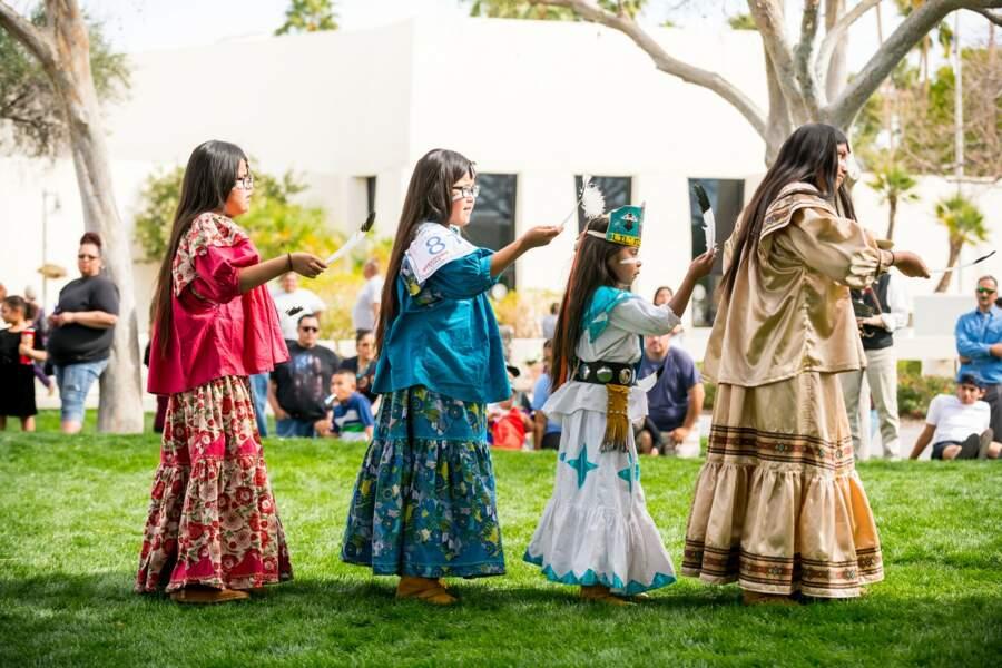La culture tribale à l'honneur