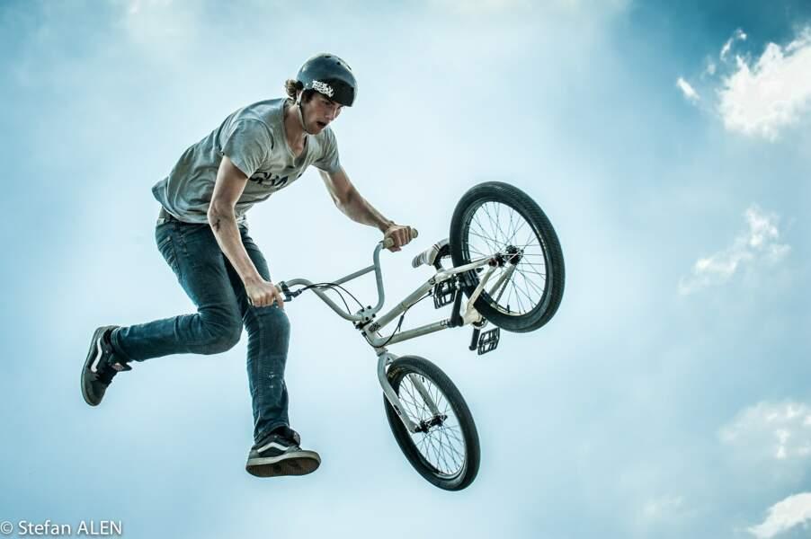 Bikers de l'extrême