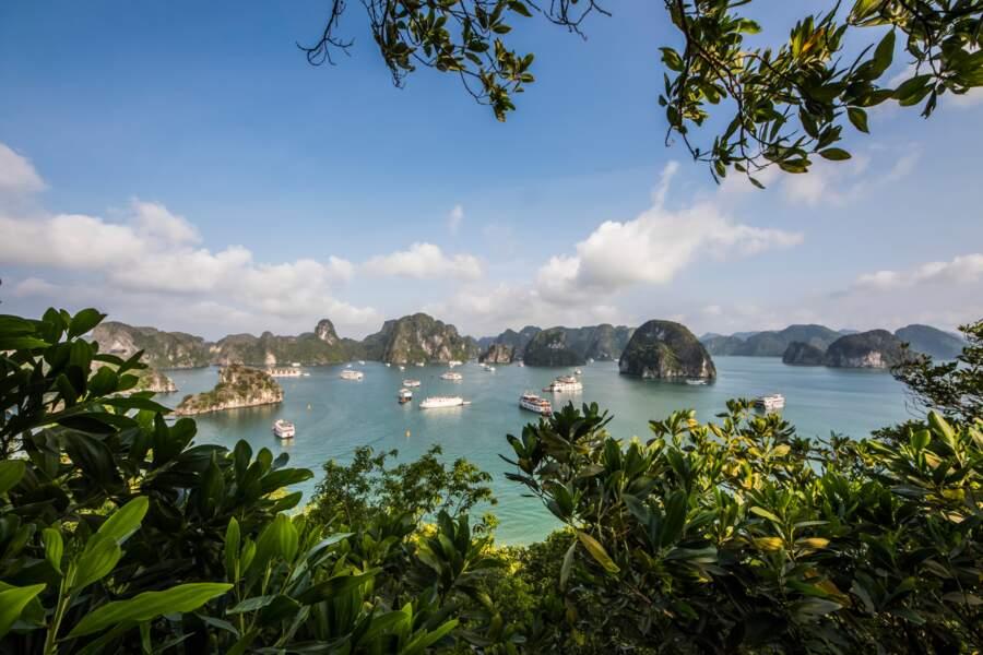 Baie de Ha Long, Vietnam