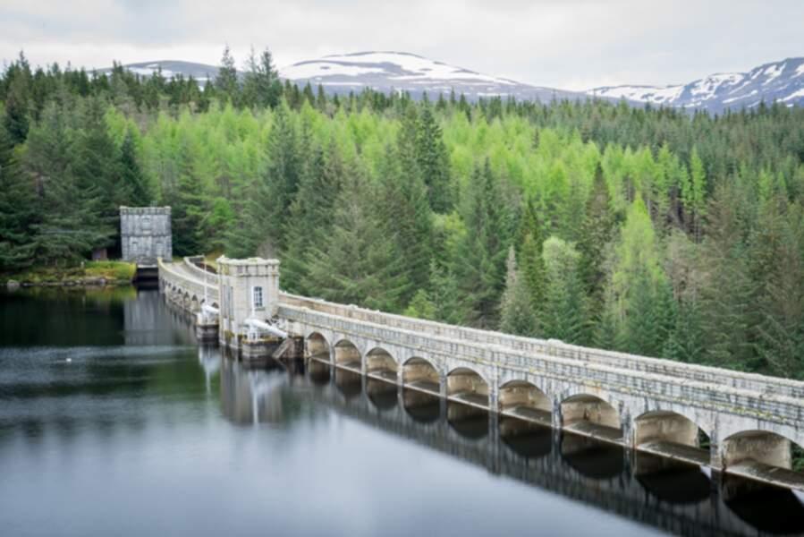 Ecosse - Les environs d'Inverness : Culloden et le loch Ness, en route vers le sud-est
