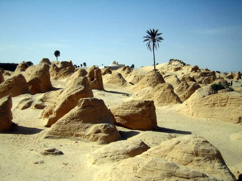 La Tunisie, température record en Afrique