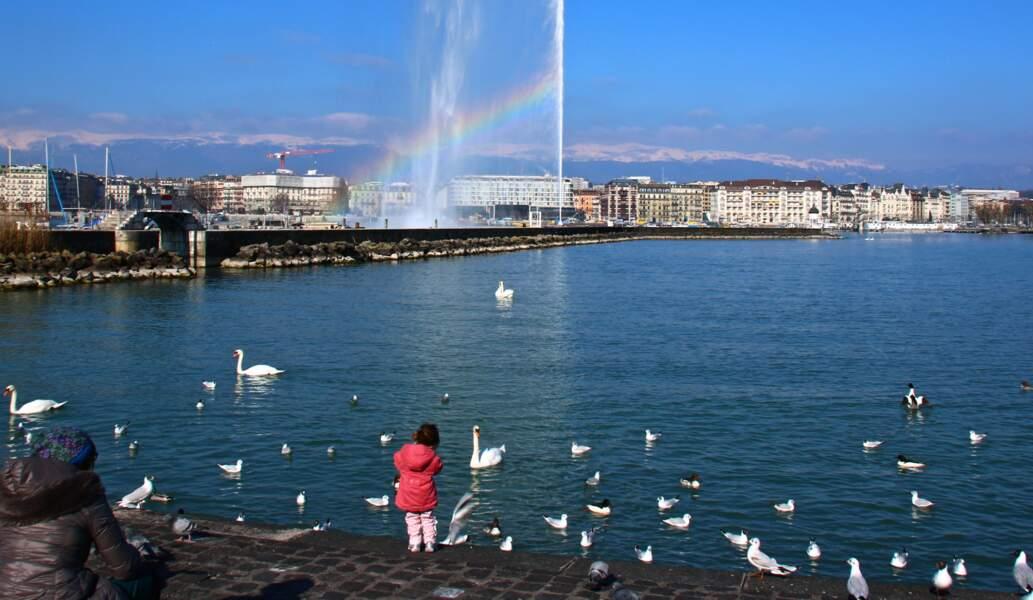 Pour un séjour en famille à Genève