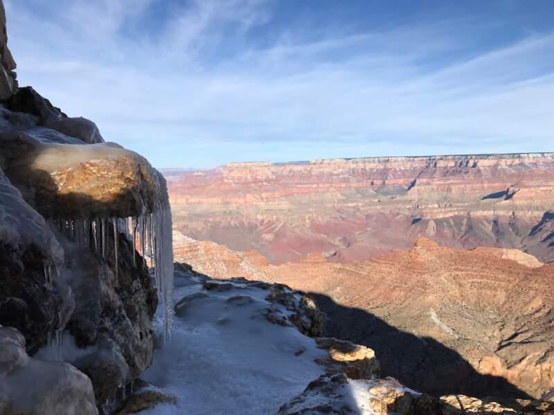 4 - Le Grand Canyon peut influencer la météo