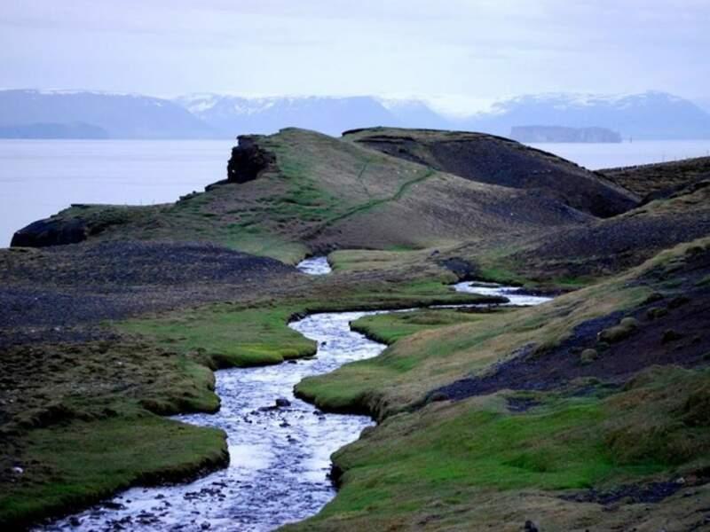 Diaporama n°4 - Nuits blanches en Islande