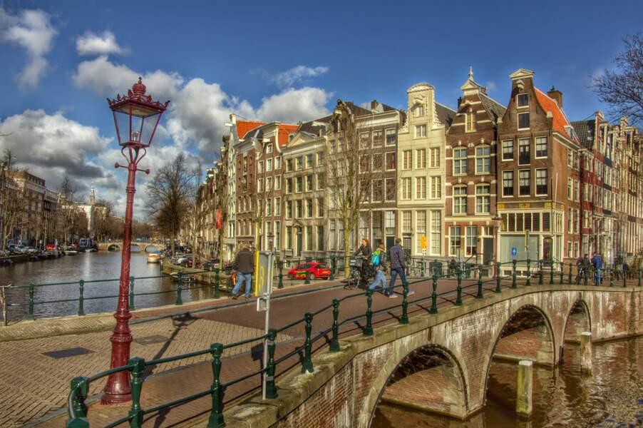 4 - Amsterdam (Pays-Bas)
