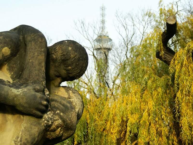 Diaporama n°13 : Romance à Prague, la mélomane