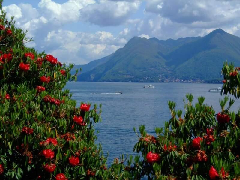 Diaporama n°6 : Les lacs de l'Italie du Nord