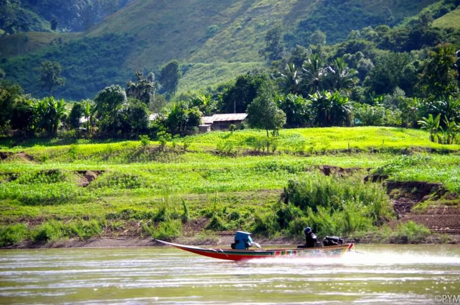 Laos - La vie est un long Mékong tranquille