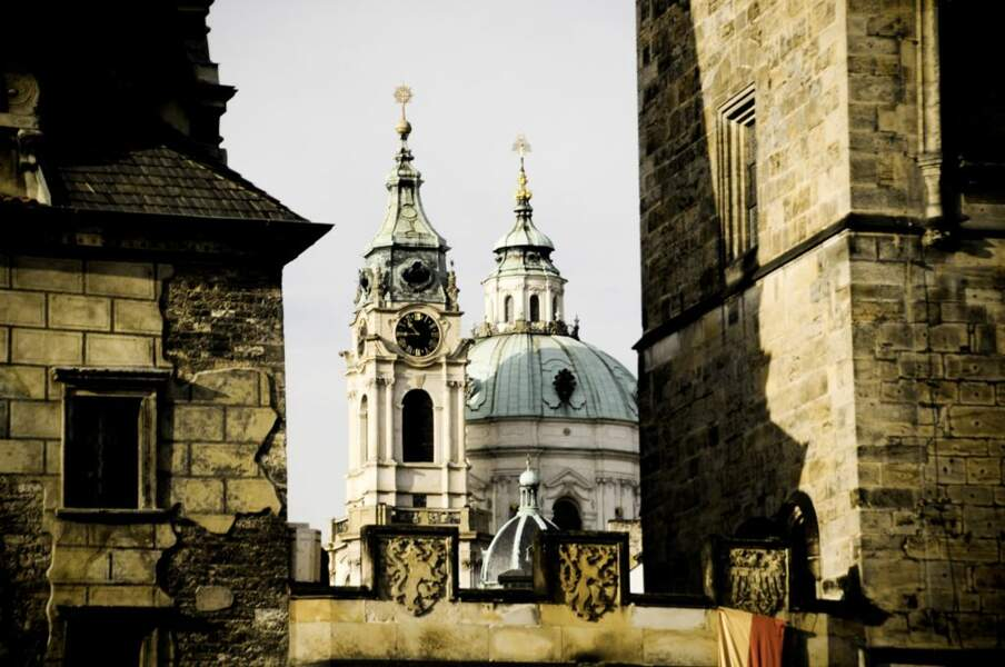 L'Église Saint-Nicolas de Malá Strana