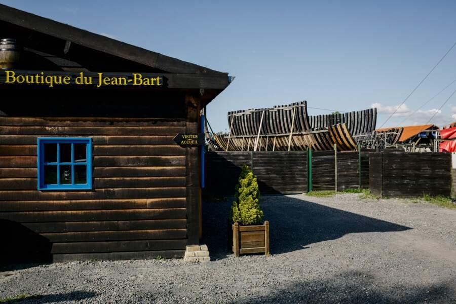 Les bâtisseurs de la cathédrale des mers honorent Jean Bart
