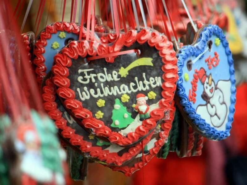 Diaporama n° 11 : Munich : la féerie des marchés de Noël