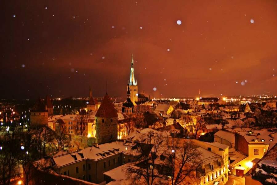 Tallinn, en Estonie, par Mathilde Olivry / Communauté GEO