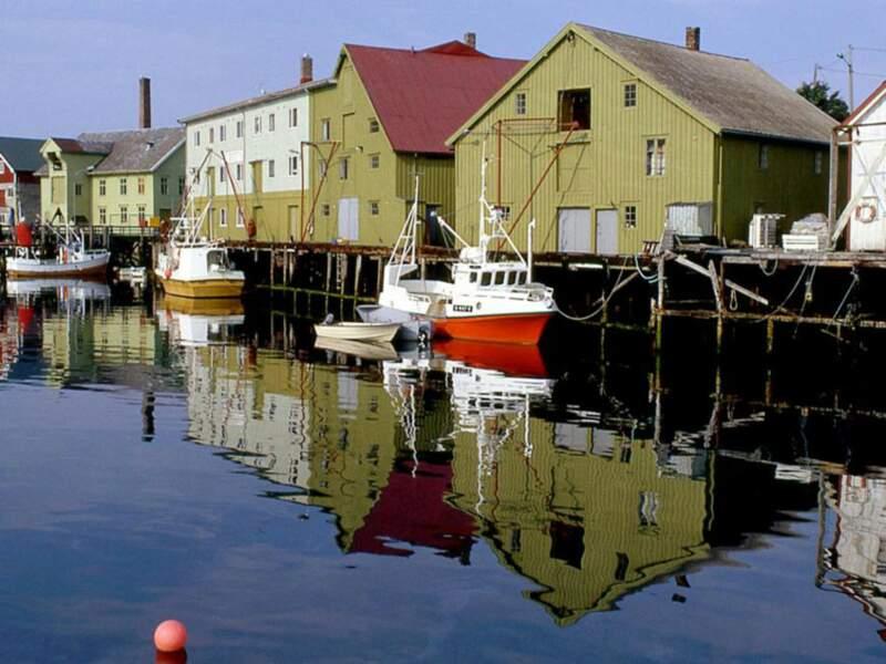 Diaporama n° 13 : Norvège : la tentation du Grand Nord