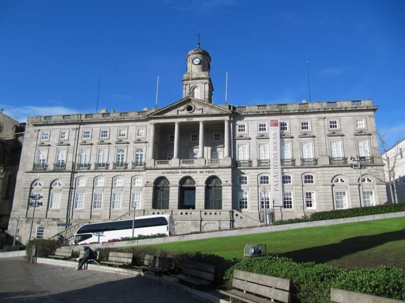 Le Palacio da Bolsa de Porto