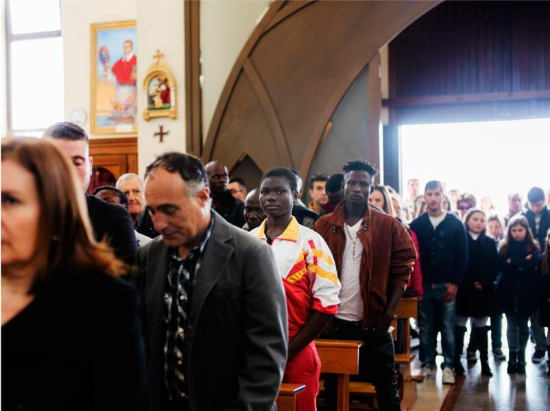 L'église de Don Mimmo, toujours restée ouverte