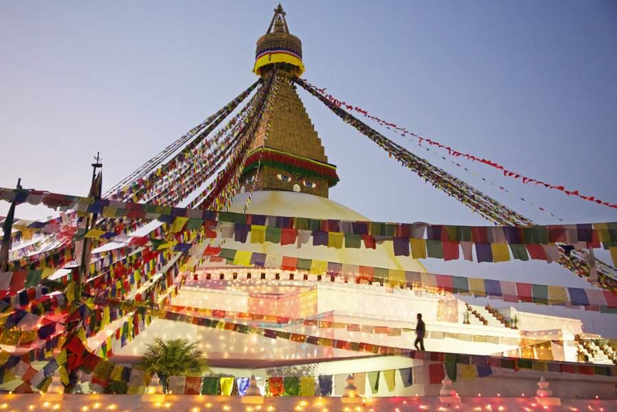 Découvrir Bodnath, l'un des plus grands stupas du monde