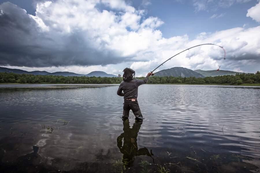 Le paradis de la pêche