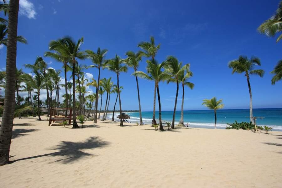 Paresser sur les plages de Punta Cana