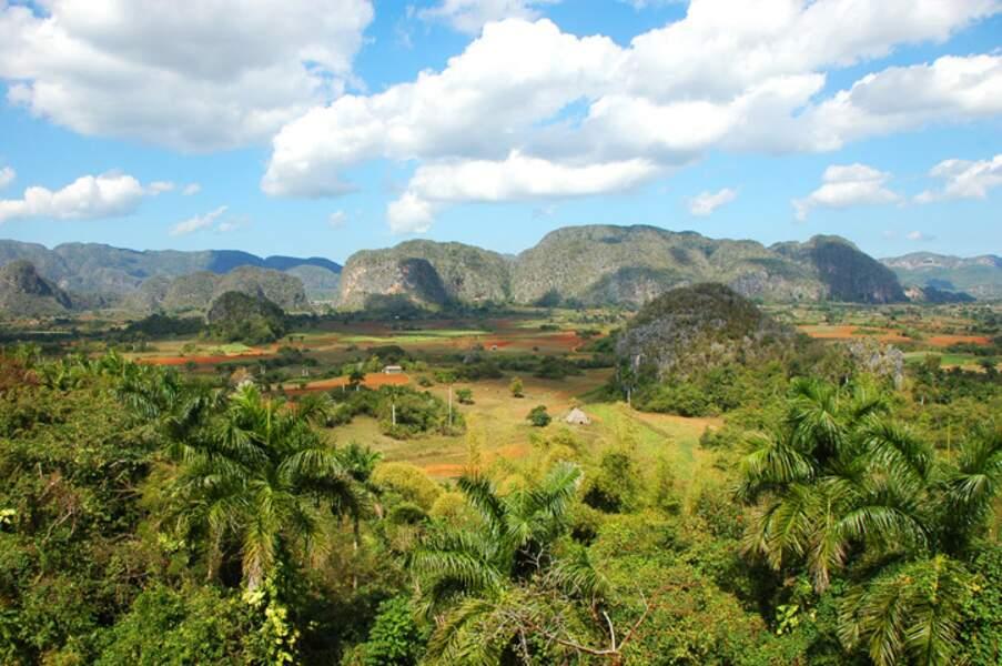 Vallée de Vinales, Cuba, par Isabelle Chauvel / Communauté GEO