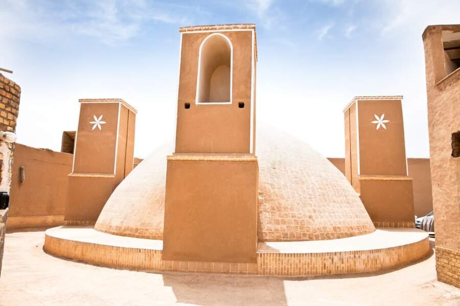 """Yazd, la """"ville des capteurs de vent"""""""